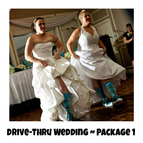 Drive Thru Wedding Package 1 Dance With Alana Swing Tap
